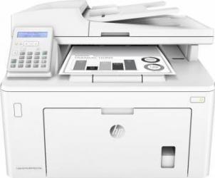 Multifunctionala Laser Monocrom HP LaserJet Pro M227fdn Duplex Retea Fax A4 Resigilat Multifunctionale
