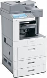 Multifunctionala Laser Monocrom LEXMARK X658DN Duplex Retea Fax ADF A4 Refurbished Imprimante, Multifunctionale Refurbished