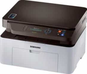 Multifunctionala Laser Monocrom Samsung Xpress M2070W Wireless Multifunctionale
