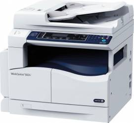 Multifunctionala Laser Monocrom XeroX WorkCentre 5024 Duplex ADF A3 Multifunctionale
