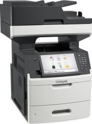 Multifunctionala Laser Monocrom Lexmark MX711dhe Duplex ADF Fax A4 Multifunctionale