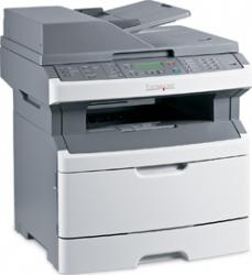 Multifunctionala Laser Monocrom Lexmark X363DN Duplex Retea A4 Refurbished Imprimante, Multifunctionale Refurbished
