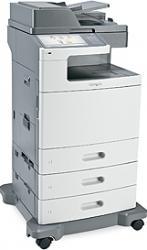 Multifunctionala Laser Color Lexmark X792DTE Duplex Fax A4 Multifunctionale