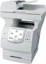 Multifunctionala Refurbished Laser Monocrom Lexmark X644e Retea A4 Imprimante, Multifunctionale Refurbished