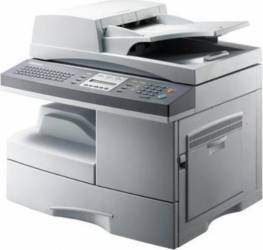 Multifunctionala laser Samsung scx 6322 Monocrom imprimanta scanner copiator fax duplex retea 22ppm Refurbished imprimante multifunctionale refurbished