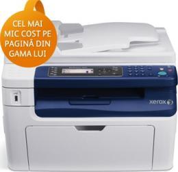 Multifunctionala Laser Xerox WorkCentre 3045NI Wireless cu fax