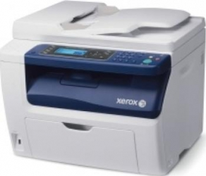 Multifunctionala Xerox WorkCentre 6015N Laser Color Fax