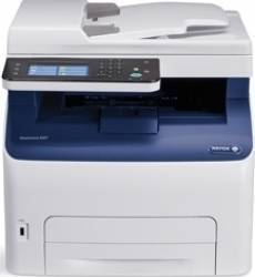 Multifunctionala Laser Color XeroX WorkCentre 6027NI Wireless Fax ADF