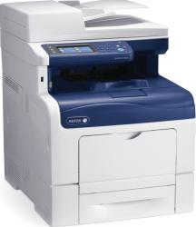Multifunctionala Laser Color XeroX WorkCentre 6605N Retea Fax A4 Multifunctionale