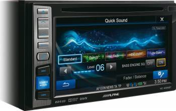 Multimedia Player Auto Alpine IVE-W585BT