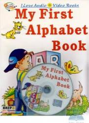 My first alphabet book + CD