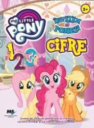 My Little Pony - Invatam cu ponei Cifre Carti