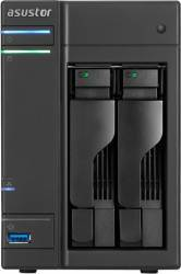 NAS Asustor AS202T 2-Bay noHDD Network attached storage NAS