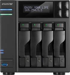NAS Asustor AS5104T 4-Bay noHDD Network attached storage NAS