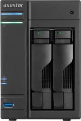 NAS Asustor AS6102T 2-Bay noHDD Network attached storage NAS