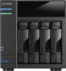 NAS Asustor AS6104T 4-Bay noHDD Network attached storage NAS