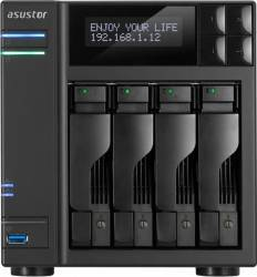 NAS Asustor AS6204T 4-Bay noHDD Network attached storage NAS