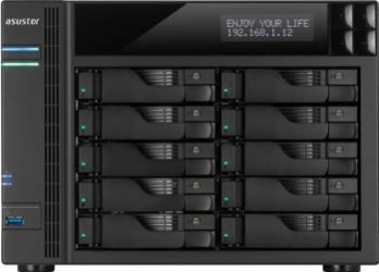 NAS Asustor AS6210T 10-Bay noHDD Network attached storage NAS