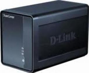 NAS Dlink Sharecenter Shadow 1x HDD 1TB inclus DNS-325-1TB