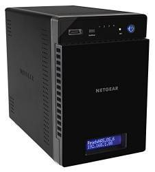 NAS Netgear ReadyNAS 214 4 Bays Network attached storage NAS