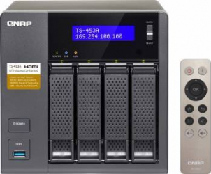 Nas Qnap Intel Quad Core 4Bay TS-453A-4G No HDD network attached storage nas
