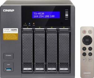 Nas Qnap Intel Quad Core 4Bay TS-453A-4G No HDD Network attached storage NAS