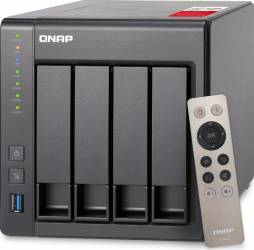 NAS Qnap TS-451+ 2 GB Network attached storage NAS