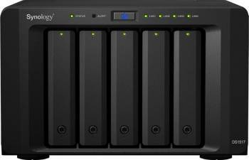 NAS Synology DiskStation DS1517 5-Bay Network attached storage NAS