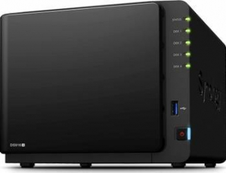 NAS Synology DS916+ 2GB Network attached storage NAS