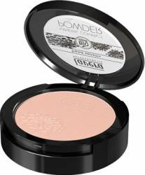 Pudra Lavera Natural Cool Ivory 01 Compact Foundation Make-up ten
