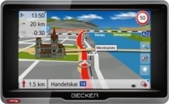 Navigator GPS Auto Mio Becker Ready 5 LMU 45 Tari