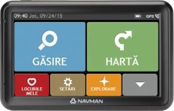 Navigator GPS Auto Navman 5000 LM Full Europa
