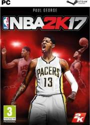 NBA 2K17 (Code In The Box) - PC Jocuri
