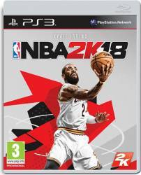 NBA 2K18 - PS3 Jocuri