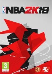 NBA 2K18 CODE IN A BOX - PC Jocuri