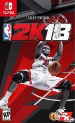 NBA 2K18 SHAQ LEGEND EDITION - Nintendo Switch Jocuri