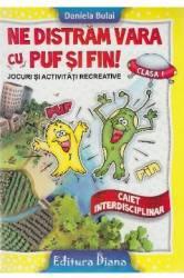 Ne distram vara cu Puf si Fin - Clasa a 1-a - Daniela Bulai Carti
