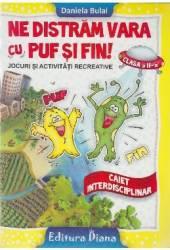 Ne distram vara cu Puf si Fin - Clasa a 2-a - Daniela Bulai Carti