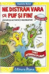 Ne distram vara cu Puf si Fin - Clasa a 4-a - Daniela Bulai Carti