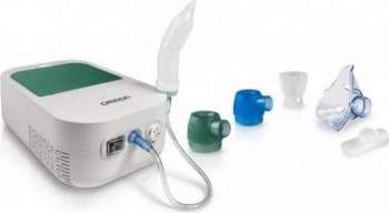 Nebulizator cu compresor si aspirator nazal Omron DuoBaby NE-C301 Cantare, termometre si aerosoli