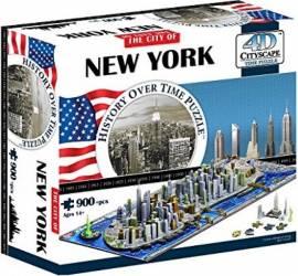 NEW YORK Puzzle 4D Cityscape Jucarii Interactive