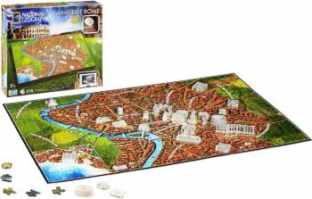NG ANCIENT ROME Puzzle 4D Cityscape Jucarii Interactive