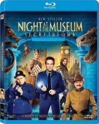 Night at the Museum 3 Secret of the Tomb BluRay 2014 Filme BluRay
