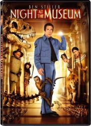 NIGHT AT THE MUSEUM DVD 2006