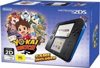 Nintendo 2DS Blue Yokai Watch - GDG Console jocuri