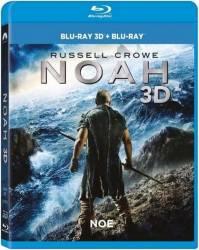 Noah BluRay Combo 3D+2D 2014 Filme BluRay