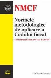 Normele metodologice de aplicare a Codului fiscal - 12 iunie 2017
