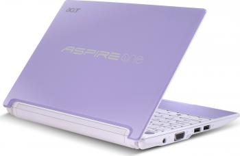imagine Notebook Acer AO Happy-13DQuu N450 250GB 1GB Purple lu.seb0d.095