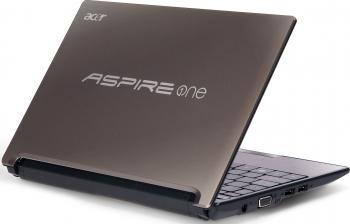 imagine Notebook Acer AOD255E-N55DQCC N550 250GB 1GB Brown Win7 lu.seu0d.132