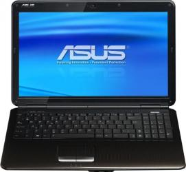 imagine Notebook Asus K50IE-SX031D T4400 320GB 3GB nVidia G310M HDMI k50ie-sx031d